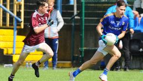 Galway U15 footballers turn on the style in second half to defeat Longford