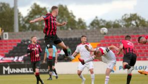 Longford Town dejected as slick Shelbourne take points in crunch top of the table clash