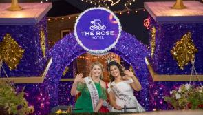 PICTURES | Longford Rose wins the hearts of the nation