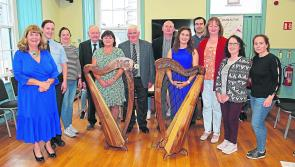 PICTURES | Official opening of Granard Harp Festival