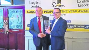 Nominations deadline for Longford Person of the Year award draw near