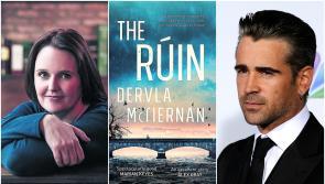 Colin Farrell has chosen Longford author Dervla McTiernan's The Rúin for his first movie production
