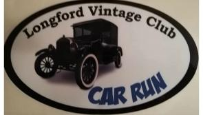 14th annual Longford Vintage Club car run takes place this Sunday