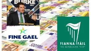 Longford Westmeath TD Peter Burke hits out at acceleration of Fianna Fáil's 'spendthrift mindset'