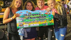 Marquee in Drumlish Festival's 10th anniversary hits right notes with music fans