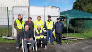 WATCH  Local farmers protest at C&D Foods in Edgeworthstown