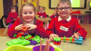 Gaelscoil Longfoirt is top of the class for recycling