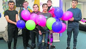 Longford Leader Gallery: Foróige Futures Programme officially launched at Moyne Community School