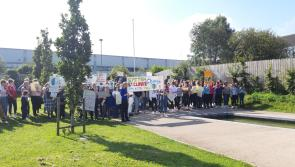 Longford students take over the town as part of Global Strike for climate change action