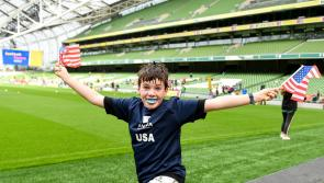 GALLERY | Young Longford stars shine at Aviva Mini Rugby Nations Cup