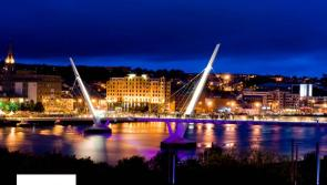 Win a luxury two night break in the beautiful four-star City Hotel Derry