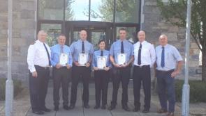Longford Gardaí honoured at awards ceremony