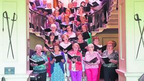 Longford County Choir inspire in Westport