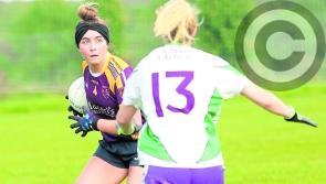 Longford Intermediate ladies champions Grattans win in Leinster