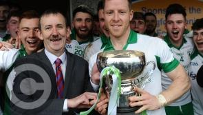 Longford SFC Final: Lifting the Connolly Cup is very special for Killoe captain Sean McCormack