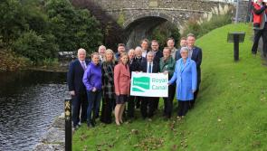 Massive boost for Longford tourism as €1m to be pumped into Royal Canal Greenway