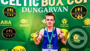 Longford boxer Culainn Sheedy wins Gold for Ireland in the International Celtic Cup