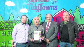 Cloontuskert's James lands Tidy Towns community hero award