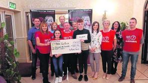 TP Martin Arva tribute night raises over €6,000 for HHT
