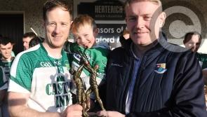 Longford SHC Final: Joe O'Brien delighted with first Clonguish Gaels senior success in seven years