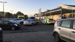 Man held and woman hospitalised after violent Longford town row