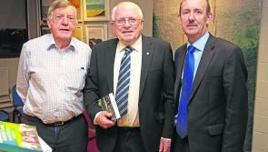 GALLERY| Great spread of friendship at launch of Seamus McRory's new book
