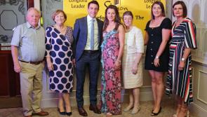 GALLERY| An occasion to remember at the Longford people of the year awards