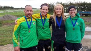 Moyne AC: Munster Novice Cross Country Championships
