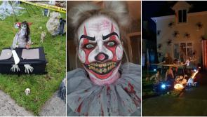 Ballymahon family host spooky Halloween night to raise funds for Bridgeways Family Resource Centre