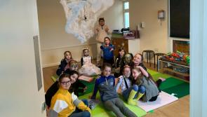 Ballymahon Trick-or-Treaters raise over €300 for Temple Street