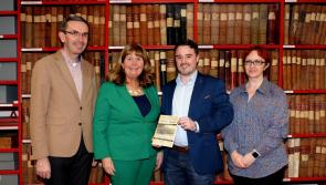 Inaugural Longford History Month takes place for month of November