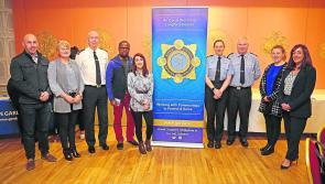 Garda multi-agency open day lauded in Longford