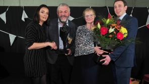 Longford Leader gallery: Albert Fallon's contribution to GAA, academic & community life recognised