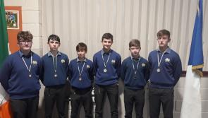 St Mel's College, Longford students perform with distinction at swimming championships