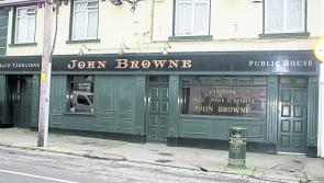 Last orders for long established John Browne's  Pub  in Longford Town