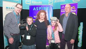 Opportunities explored at ASPIRE with Longford firm Abbott