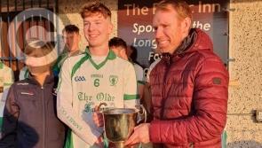 Killoe cruise to another Longford U-20 football championship success