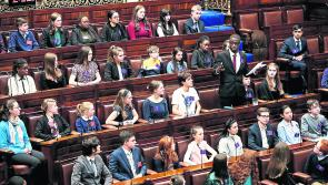 Longford students in the eco-friendly fight against climate change