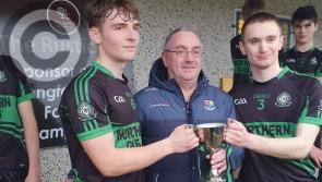 Northern Gaels win the Longford Under 20 'B' football title