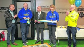 Longford Leader gallery: Lanesboro Triathlon Club first in Ireland to open designated training facility