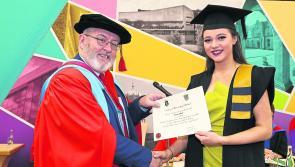 Longford duo graduate from Foróige Leadership programme