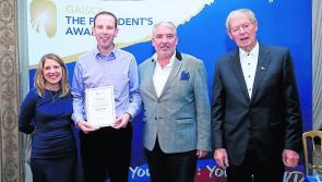 Gaisce award for Ballymahon VS teacher