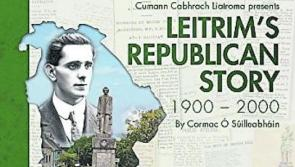 Many Longford links in new book charting Leitrim's republican story