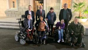 Unanimous Dáil support for Drumlish man's PAS motion