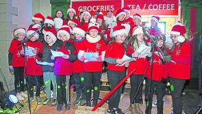 Festive cheer aplenty in Edgeworthstown