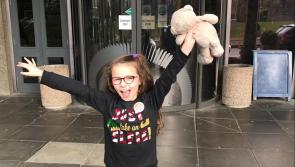 Dundalk girl Doireann to star on RTE's Late Late Toy Show this Friday