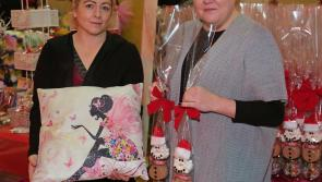GALLERY| Festive cheer on show at Newtownforbes Christmas crafts fair
