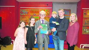 Final issue of Fireside Tales to be launched in Longford Library