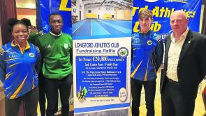 Longford AC building for future