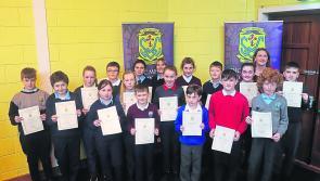 More than 250 pupils take part in Cnoc Mhuire, Granard quiz